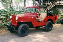 Willys Delivery 1961 #15