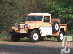 Willys Delivery 1961 #11