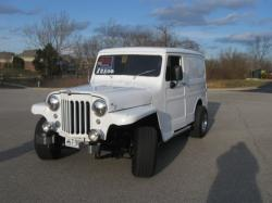 Willys Delivery 1962 #6