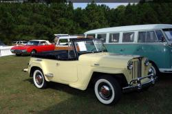 Willys Jeepster #13