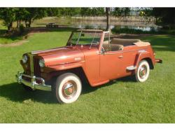 Willys Jeepster #14