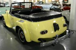 Willys Jeepster 1949 #12