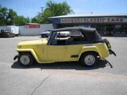 Willys Jeepster 1949 #13