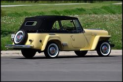 Willys Jeepster 1949 #15