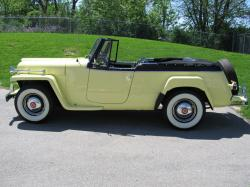 Willys Jeepster #7
