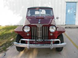 Willys Jeepster #8