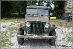 Willys Panel 1948 #14