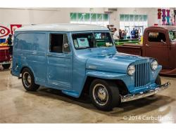 Willys Panel 1949 #8