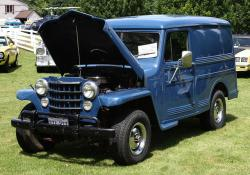 Willys Panel 1950 #10