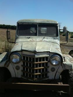 Willys Panel 1950 #13