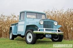 Willys Pickup 1948 #13