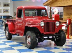 Willys Pickup 1948 #14