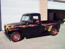 Willys Pickup 1948 #9