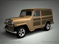 Willys Pickup 1959 #12