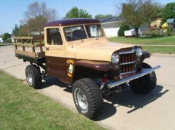 Willys Pickup 1959 #14
