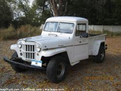 Willys Pickup 1959 #9