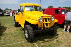 Willys Pickup 1962 #10