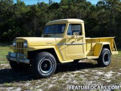Willys Pickup 1962 #11