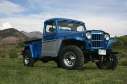 Willys Pickup 1962 #12