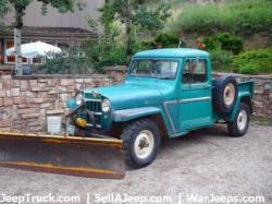 Willys Pickup 1962 #8