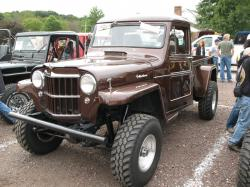 Willys Pickup 1962 #9