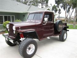 Willys Pickup #6