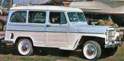1962 Willys Traveller