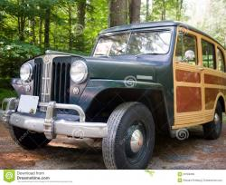 Willys Wagon 1946 #12