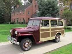 Willys Wagon 1946 #14