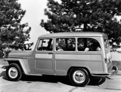 Willys Wagon 1946 #7
