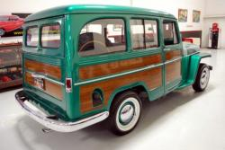 Willys Wagon 1946 #9
