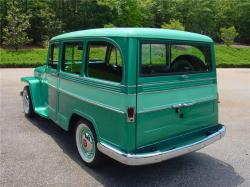 Willys Wagon 1960 #13