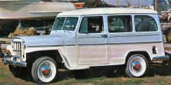 Willys Wagon 1960 #15