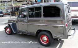 Willys Wagon 1960 #6