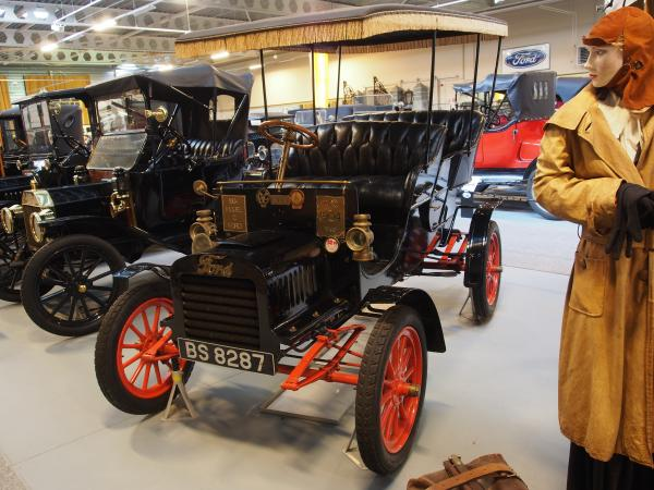 1904 Franklin Type C