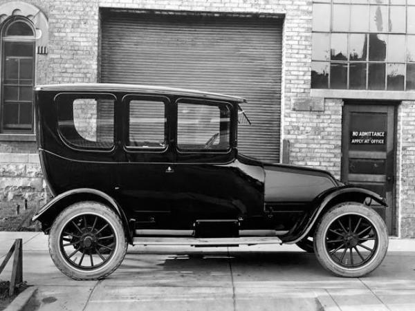 1914 Franklin Model Six-30