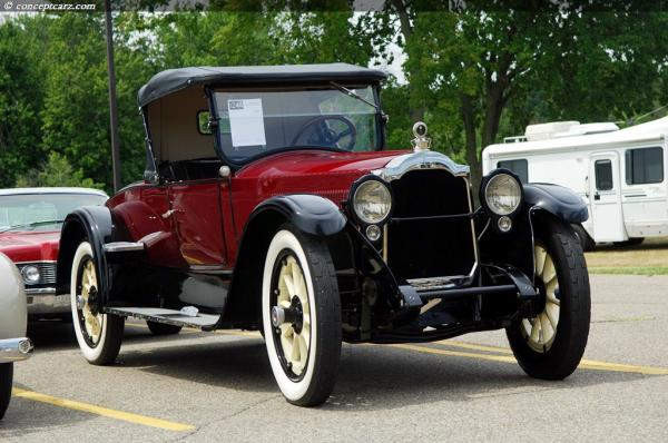 1919 Packard Twin Six