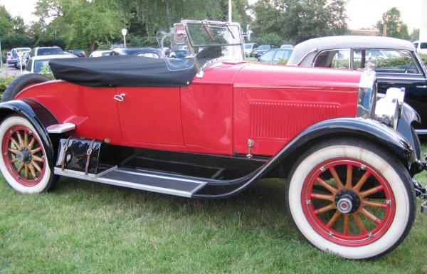 1922 Packard Single Six