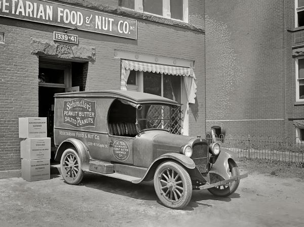 1924 Dodge Delivery