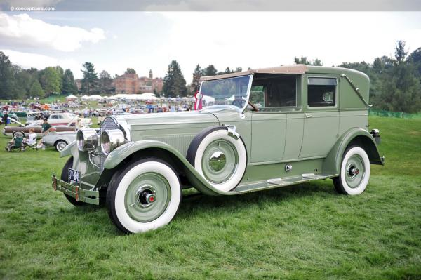 1924 Packard Single Eight