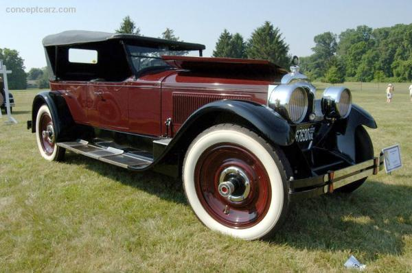 Packard Single Six