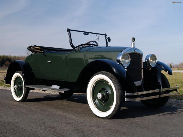 1924 Dodge Special Series