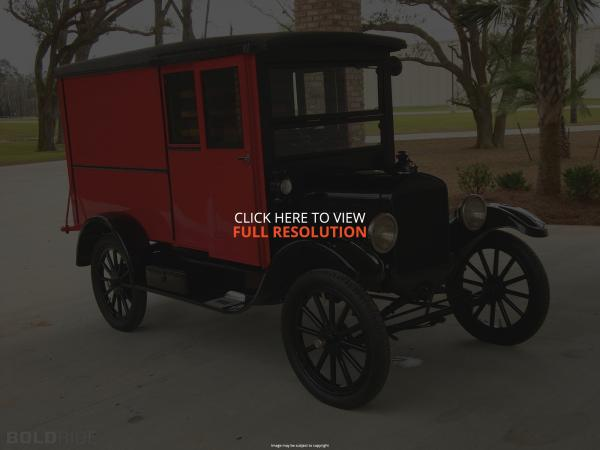 1926 Dodge Delivery