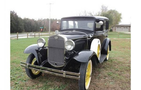 1926 Franklin Model 11-A