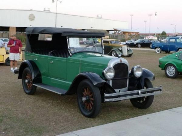 1926 Chrysler Series F-58