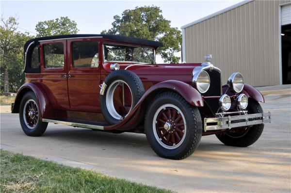1927 Packard Eight