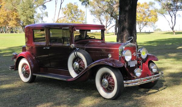 1927 Chrysler Series I-50
