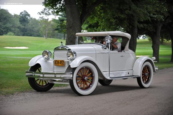 1927 Packard Six