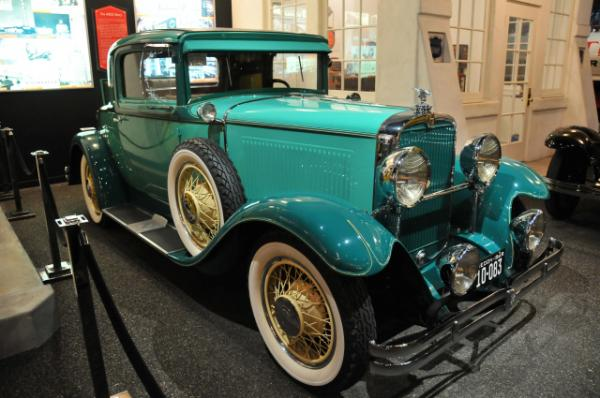 1930 Nash Twin Ignition Six