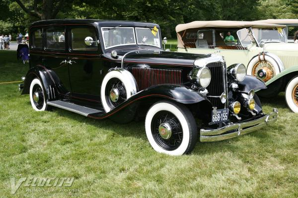 1932 Chrysler CP